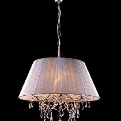 Żyrandol kryształowy wiszący nowoczesny COCO
