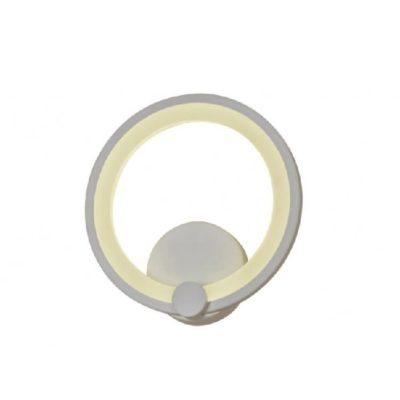 Kinkiet LED biały nowoczesny