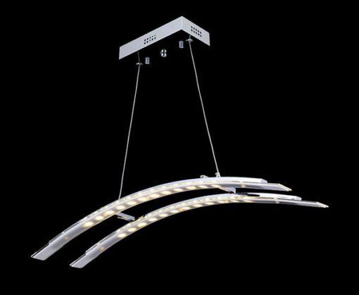 Lampa LED nowoczesna wisząca