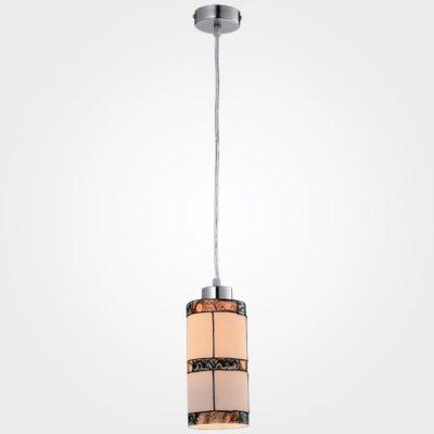 Lampa wisząca nowoczesna jedno płomienna