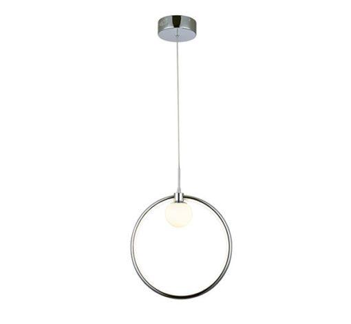 Nowoczesna lampa LED wisząca