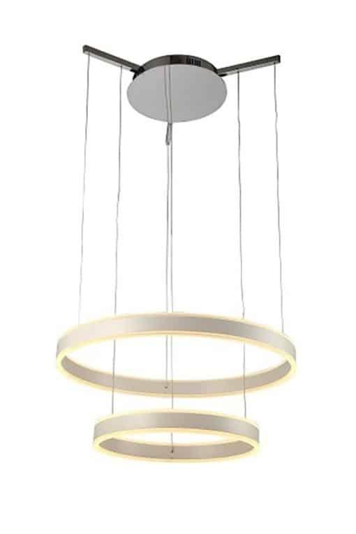 Lampa LED wisząca RING CIRCLE ANGEL