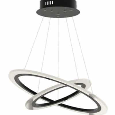 Lampa wisząca LED RIBG ANGEL CIRCLE