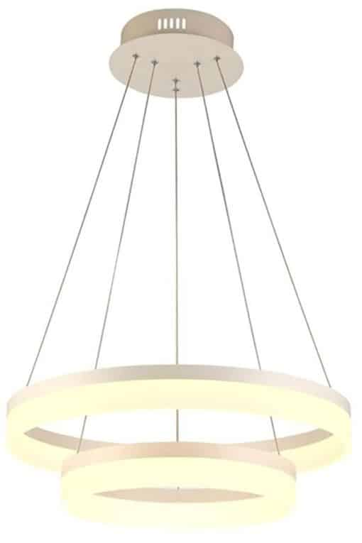 Lampa wisząca LED RING ANGEL CIRCLE