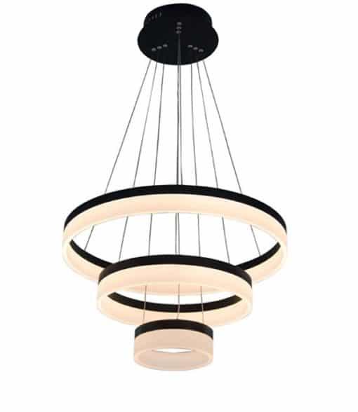 Lampa LED wisząca ANGEL CIRCLE RING