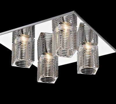 Plafon LED LAURA 4