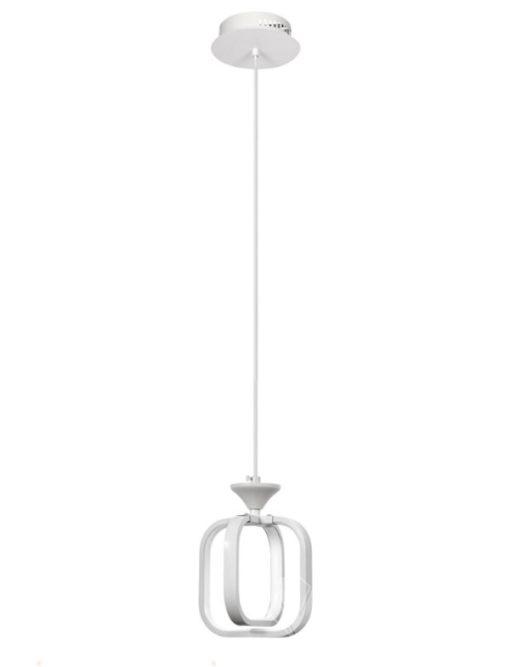Lampa Wisząca LED W-9713/1 Biały