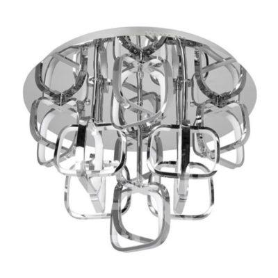 Plafon LED Lampa LED P-X 9713/9Y Chrom