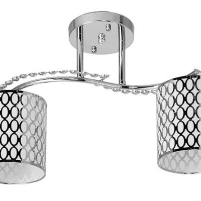 Lampa Przysufitowa W-N 0902/2 Chrom
