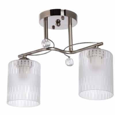 Lampa Przysufitowa W-N 2573/2 Satyna