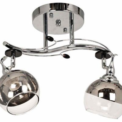 Lampa Przysufitowa W-9700/2 Chrom