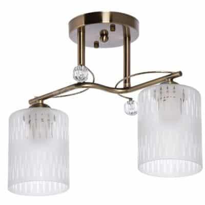 Lampa Przusufitowa W-N 2573/2 Patyna