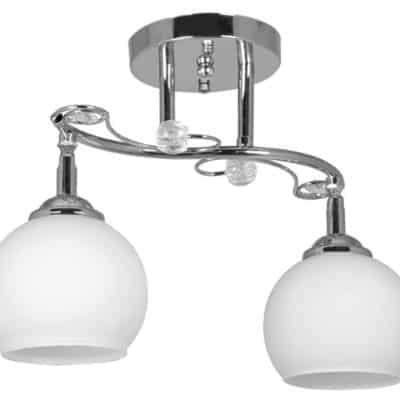 Lampa Przysufitowa W-A 1523/2 Chrom