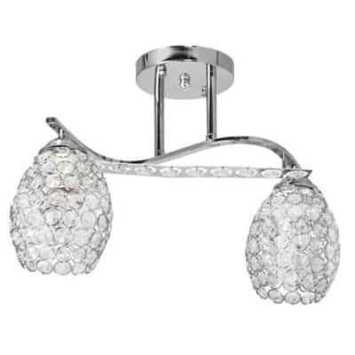 Lampa Przysufitowa W-N 0799/2 Chrom