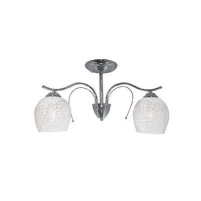 Lampa Przysufitowa W-50522/2 Chrom