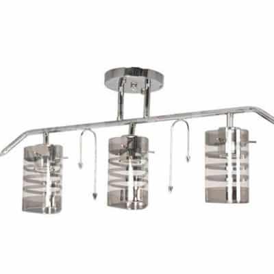 Lampa Przysufitowa W-K 0592/3 Chrom