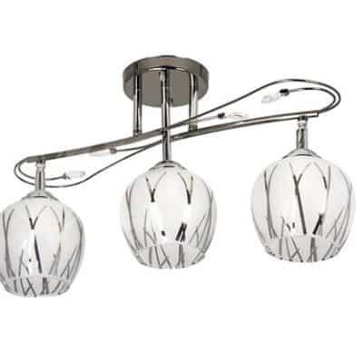 Lampa Przysufitowa W-A 2435/3 Chrom