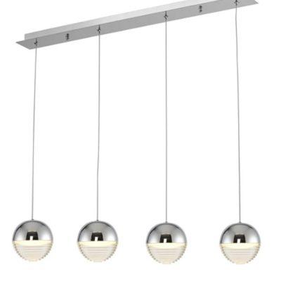 LAMPA WEWNĘTRZNA (WISZĄCA) ZUMA LINE DORIS PENDANT MD1703-4A