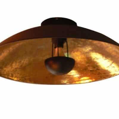 LAMPA WEWNĘTRZNA (SUFITOWA) ZUMA LINE ANTENNE CEILING TS-100422CL-BKGO (CZARNY/BLACK)