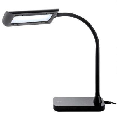 Lampa Biurkowa B-FX 5801 czarny LED z regulacja